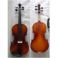 Wholesale 3/4 Size Spruce Top Maple Back Handmade Violin Adult Size Violins AGV-1 from china suppliers