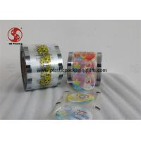 Wholesale Laminated Flexible Packaging Film , Colors Printed Packaging Shrink Wrap Film from china suppliers