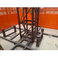 Wholesale Custom Size Construction Hoist Elevator With Multiple Choices Of Doors from china suppliers