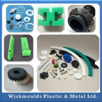 Wholesale Nylon Prototypeprecision CNC Machined Parts Injection Moulding With GF PA from china suppliers