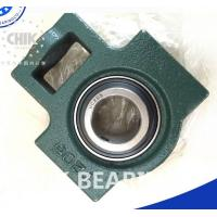 Wholesale Chrome Steel / Cast Iron Pillow Block Bearing Wide Slot , 12 - 300 mm Bore Size from china suppliers