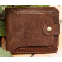 Buy cheap Promtion special offer genuine leather wallet purse from wholesalers