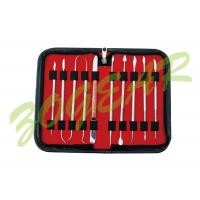 Wholesale Ten CE Laboratory Dental Technical Tools Kit Products With Bag from china suppliers