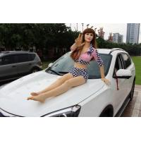 Wholesale 33kg Weight Real Silicone Doll Car Model , Platinum Cure Silicone Adult Dolls from china suppliers