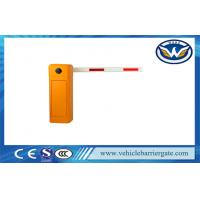 Wholesale 50hz 220v Parking System Barrier Gate Arm With Manual Release from china suppliers