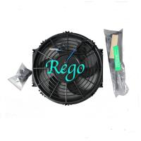 Wholesale Universal Electric Radiator Cooling Fans For Automobile Cars High Performance from china suppliers