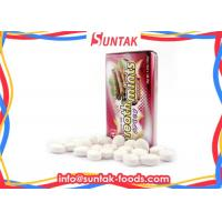 Wholesale Fresh Breath Healthy Sugar Free Mint Candy Hot Spicy Cinnamon Flavor from china suppliers