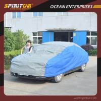 Wholesale Waterproof 80g Non-woven Outdoor Car Covers Protections From Sun UV from china suppliers