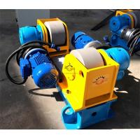 Wholesale Full Steel Tube / Light Pole Welding Machine 3 Ton Conventional Welding Rotator from china suppliers