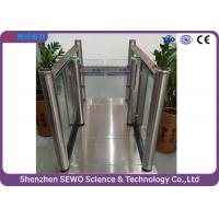 Wholesale Security Fingerprint  Access Gate Speed Gates For Pedestrian Control Management from china suppliers