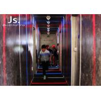 Buy cheap 9 W Waterproof RGB 360 Degree Trick LED Lighting In Hotel Corridors , CREE Chip from wholesalers