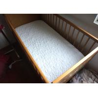 Wholesale Washable Mattress Quilted Cover / Organic Baby Crib Mattress Cover from china suppliers