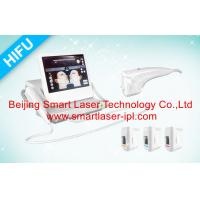 Wholesale Ultherapy Ultrasound Skin Lifting Machine / Effective HIFU Machine For Wrinkles Removal from china suppliers
