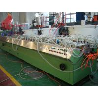 Wholesale Alloy steel Wood Profile plastic extruder machinery 180 - 450kg / h from china suppliers