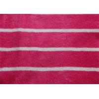 Wholesale 100% Polyester coral Fleece Fabric for Blanket With SGS Certification pink color from china suppliers