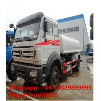 Wholesale High quality low price north benz water tank truck with sprinkler for sale, best price CLW brand water carrier truck from china suppliers