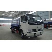 Wholesale 2017s  new Low Price Dongfeng 2000L water sprinkler truck for sale, factory sale best price dongfeng 5M3 cistern truck from china suppliers