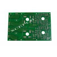 Wholesale Nelco N4000 Custom PCB Boards With 2 Layer Double Sided Circuit from china suppliers