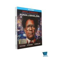 Wholesale 2018 Blue ray MOVIES Roman J. Israel, Esq 1BD Adult blu-ray movies cartoon dvd Movies disney movie HOT SALE from china suppliers