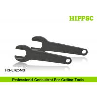 Buy cheap ER25MS Small Spanner Wrench 23mm Width And 200mm Long Customized from wholesalers