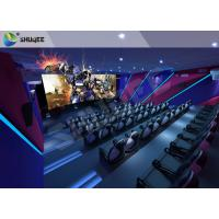 Wholesale Large Durable 9D Cinema System Amusement 9D Equipment For Business Center from china suppliers