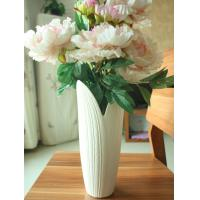 Wholesale petals shape decoration vase from china suppliers
