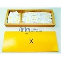 Wholesale Multiplication Equations And Products Box from china suppliers