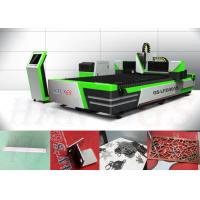 Wholesale High Precision CNC Laser Metal Plate Cutting Machine For Stainless Steel from china suppliers