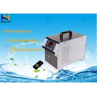 Wholesale 5G Air Cooling Ozone Generator Water Sterilizer Home Ozone Generator from china suppliers