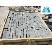 Buy cheap Navy Quartzite Loose Pieces Ledge Stone Fieldstone Loose Strips Cultured Stone Veneer Wall from wholesalers