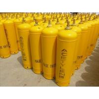 Wholesale 3l - 40l Industrial Gas Cylinders , Seamless 34CrMo4 Steel Acetylene Gas Tank from china suppliers