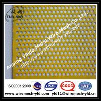 Wholesale round hole,staggered pattern perforated metal sheet,metal wire mesh from china suppliers