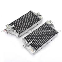 Wholesale Off Road Motorcycle All Aluminum Radiators For HONDA CR125 CR 125 from china suppliers