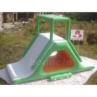 Wholesale Inflatable Floating Water Slide With Stainless Steel Anchor Rings from china suppliers