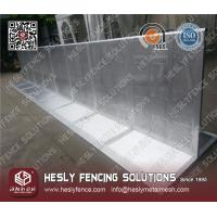 Wholesale Aluminium Concert Stage Barriers from china suppliers