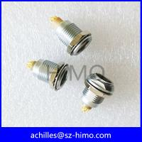 Quality reliable supplier female 1B shell size ECG.1B.304.CLL 4 pin lemo fixed socket for sale
