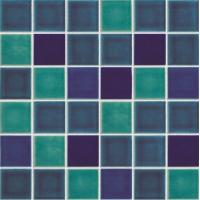 Wholesale Glazed Ceramic Mosaic Tiles For Swimming Pool from china suppliers