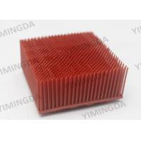 Wholesale Red Auto Cutter Bristle block Nylon from china suppliers