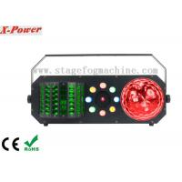 Wholesale Wholesale LED Effect Light 4 IN 1 Led  Wash + Red Green Laser  DMX Control  X87 from china suppliers