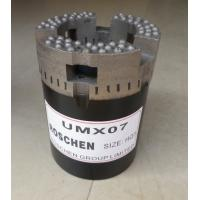 Wholesale UltiMatrix Diamond Core Drill Bits With Double Height Diamond Layer from china suppliers