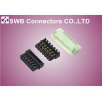 Wholesale Wafer IDC Male Connector Wire to Board , 0.6mm Crimp Style Connector 4 pin - 12 pin from china suppliers