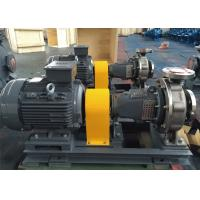 Wholesale DIN 24255 High Pressure End Suction Centrifugal Pump , Fire - Fighting Water Centrifugal Pump from china suppliers