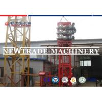 Wholesale SC200 Passager Conversion Construction Hoist Elevator / Construction Material Lift from china suppliers