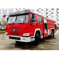 Wholesale SINOTRUK HOWO Modern Fire And Rescue Vehicles Sprinkling Truck Equipment from china suppliers