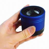 Wholesale MP3 Mini Speaker with Bluetooth FM Radio Function from china suppliers