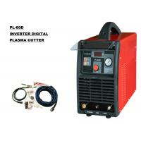 Wholesale IGBT Inverter Air Plasma Cutter 60Amp Portable Plasma Cutter Machine Digital Control from china suppliers