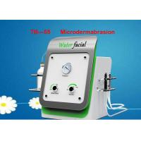 Wholesale Hydro Microdermabrasion Machine With 100Kpa For Skin Whitening / Facial Cleaning from china suppliers