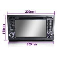 Wholesale Android 4.0 Digital Audi A4 In Car DVD Player Support IPOD CLASSIC / IPOD NANO / IPOD TOUCH from china suppliers