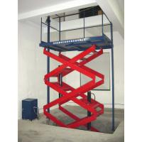Wholesale Mobile hydraulic Electric Lifting Platform 3.0KW 300KG for aerial work , decoration from china suppliers