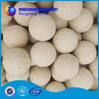 Wholesale Hollow refractory balls , pellet widely used as grinding media from china suppliers
